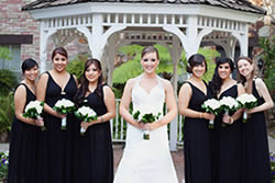 SoCal wedding at Anaheim Majestic Garden Hotel