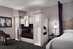 Anaheim Castle Bunk Room