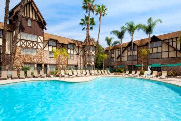Anaheim Majestic Garden Hotel - Disneyland® Resort Good Neighbor Hotel