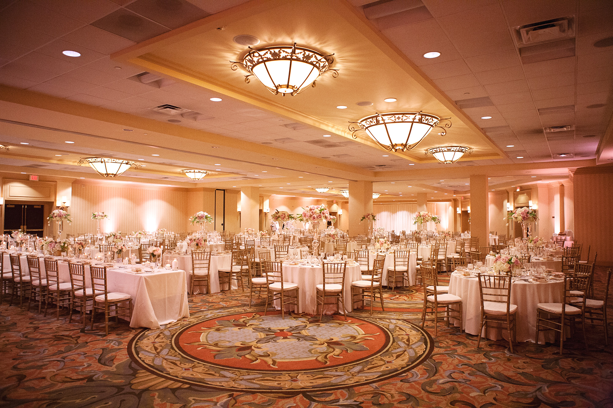 Wedding Reception Venue & Guest Accommodations