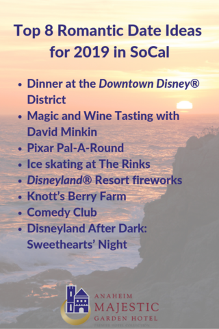 Date Night Ideas Anaheim