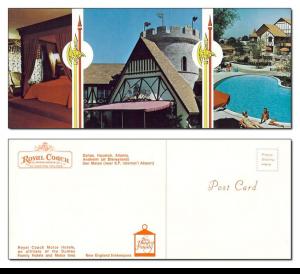 RoyalCoachInnpostcard